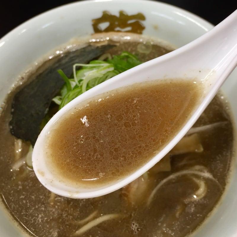 一見お断り 聚楽亭 じゅらくてい 山形県最上郡金山町 激煮干 スープ