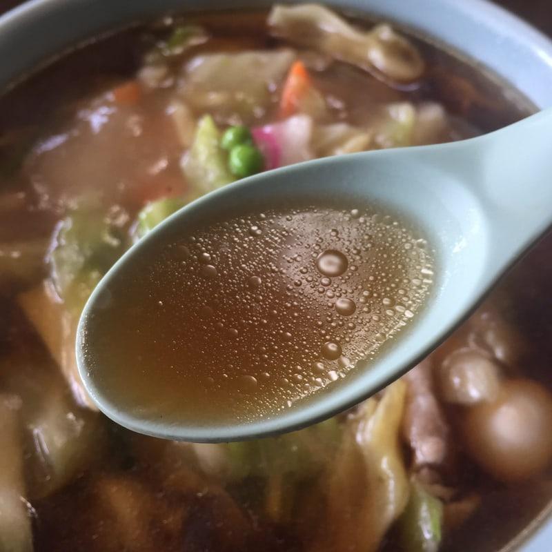 中華料理 博陽軒 はくようけん 秋田県にかほ市平沢 Cセット 広東麺 スープ 小チャーハン 炒飯