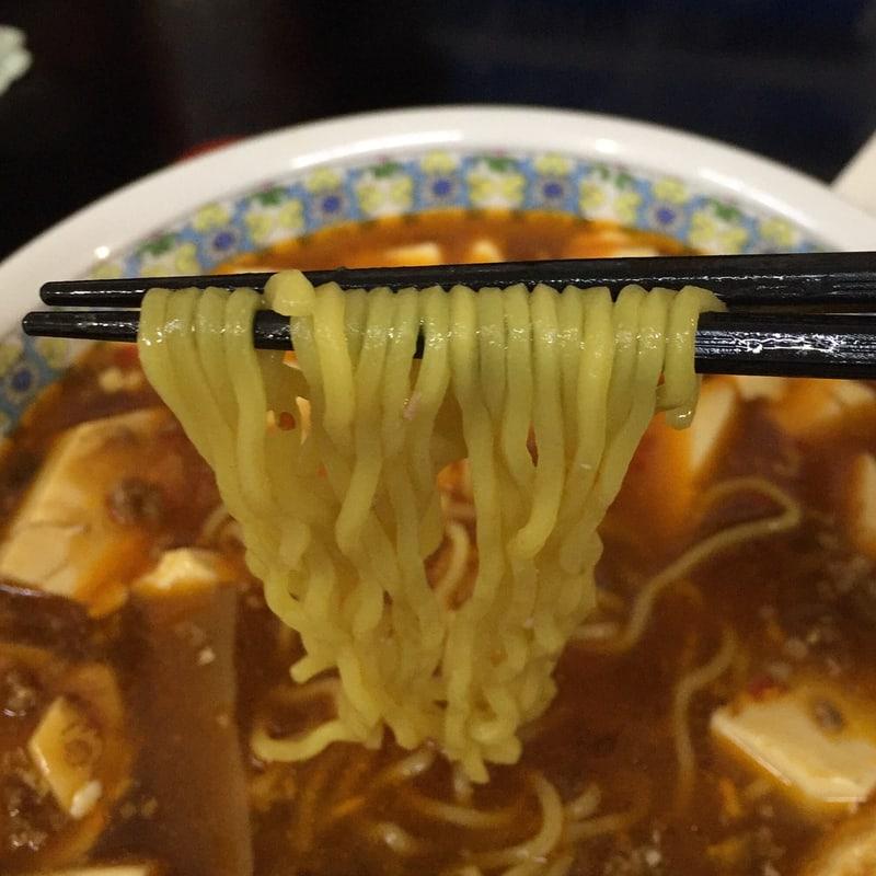 大勝食堂 だいしょうしょくどう 秋田県秋田市山王 マーボーメン 麻婆豆腐 麺