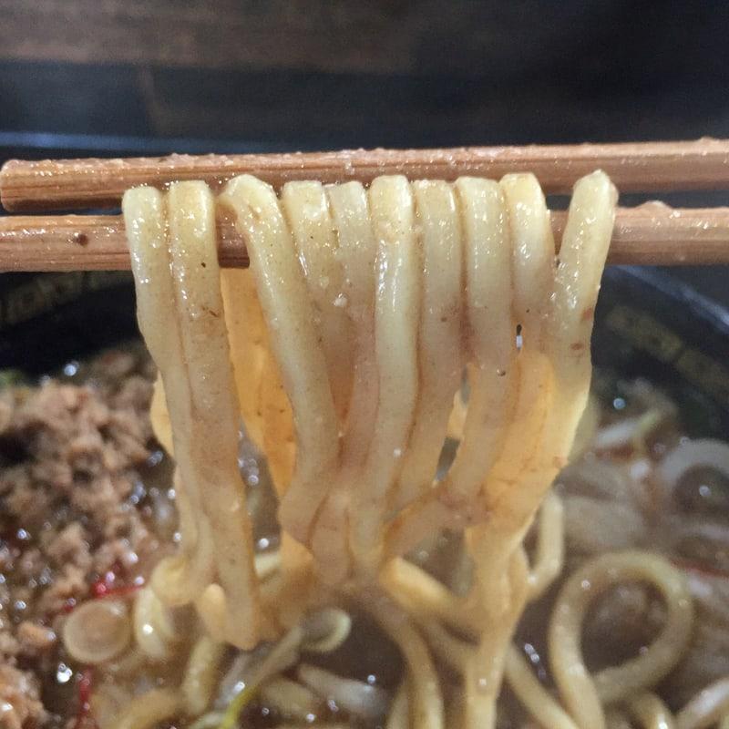 トラガス。 秋田県湯沢市西新町 みそ担担麺 自家製麺