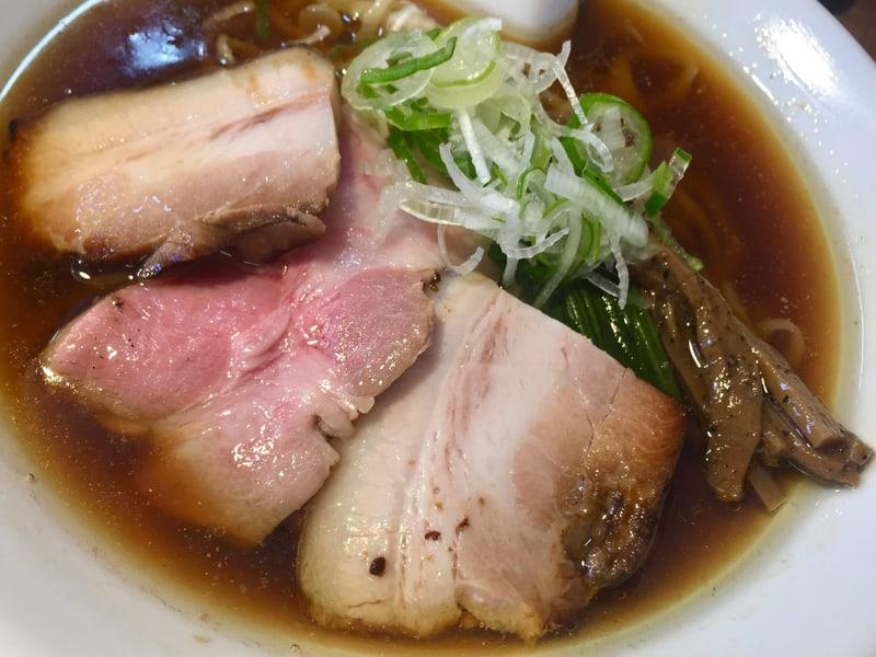 湯の台食堂 秋田県にかほ市象潟町 中華そば 醤油ラーメン 具