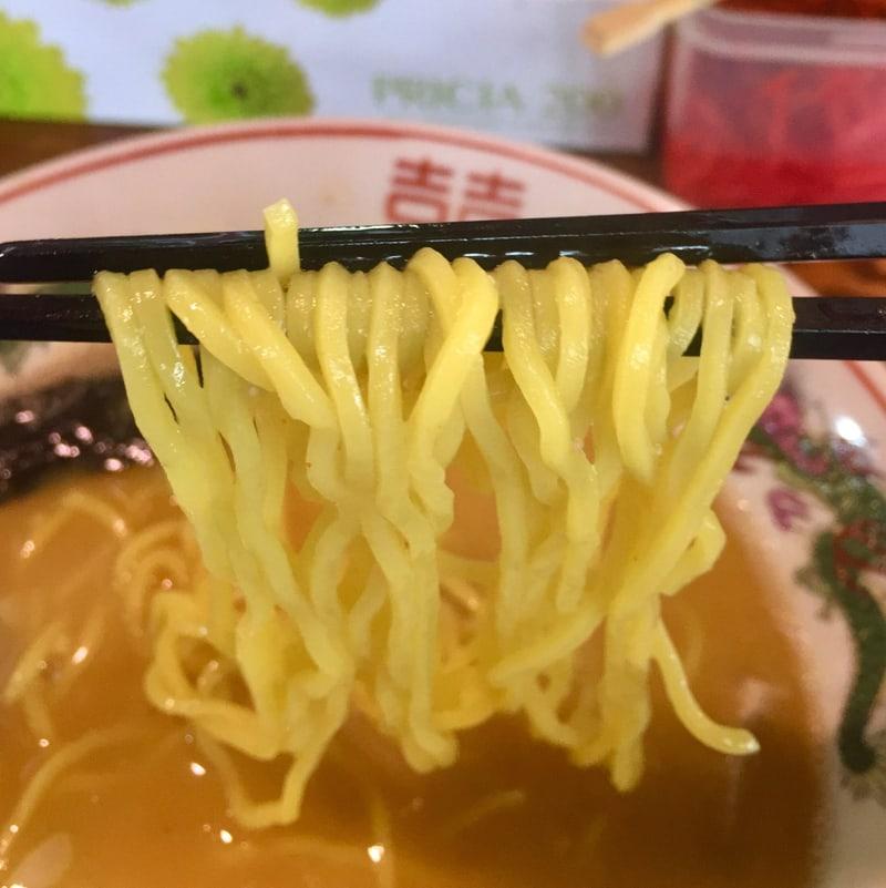 博多ラーメン ぞんたく Zondaq 秋田県秋田市新屋 みそとんこつ 味噌豚骨 麺