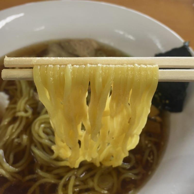 めん処 トレザ 秋田県秋田市仁井田 中華そば ラーメン 麺