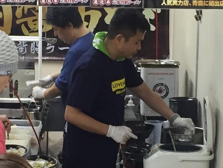 第2回八食ラーメン祭 青森県八戸市 八食センター セアブラノ神 京都府 京都市 ヘルプ