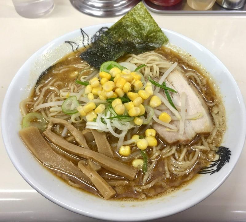 自家製麺 麺屋にぼすけ 美郷店 秋田県仙北郡美郷町 味噌ラーメン