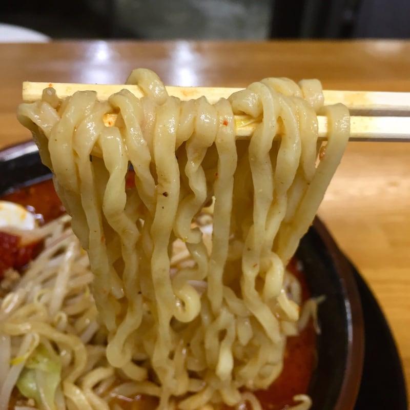 ラーメン・つけ麺 爆王 岐阜県関市倉知 しびれベトコンラーメン 誤爆 自家製麺