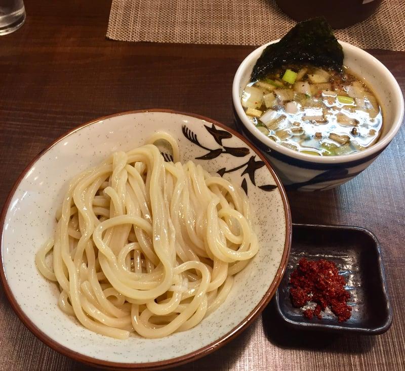自家製麺 じゃじゃ。 じゃじゃまる 福島県郡山市西ノ内 つけ麺 辛味 辛っつけ麺