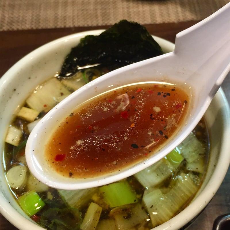 自家製麺 じゃじゃ。 じゃじゃまる 福島県郡山市西ノ内 つけ麺 辛味 辛っつけ麺 つけ汁 スープ