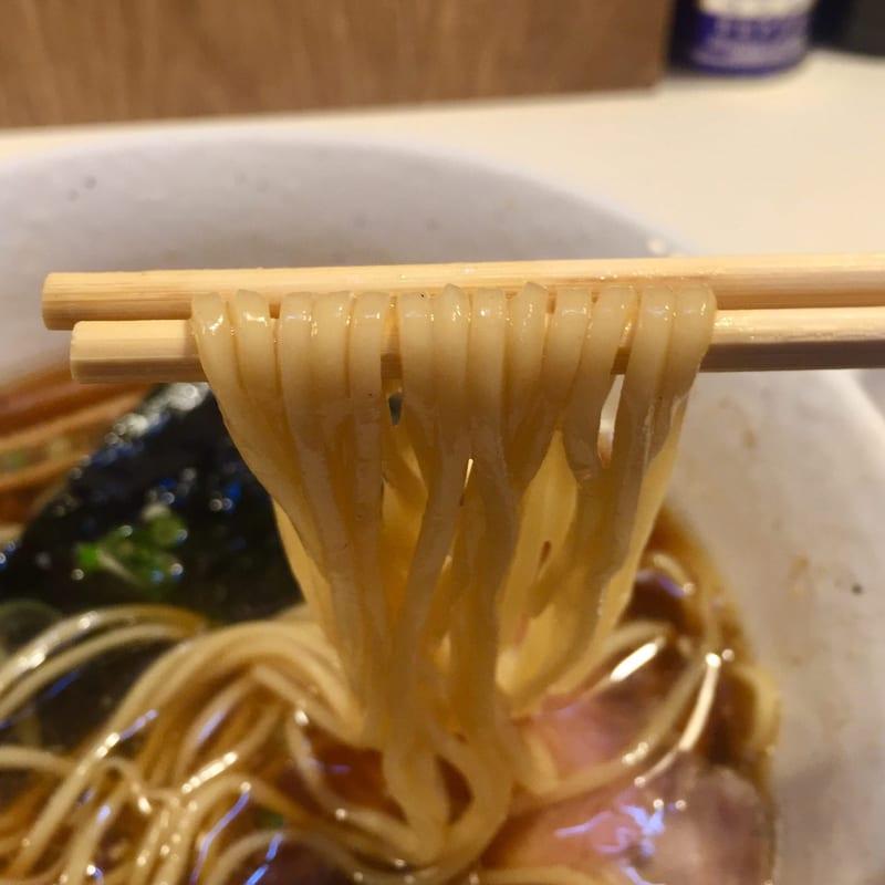麺屋とんぼ庵 秋田県秋田市中通 醤油らぁ麺 醤油ラーメン 自家製麺