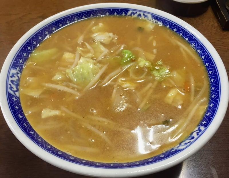 つばくら食堂 秋田県横手市増田町 みそラーメン 味噌ラーメン