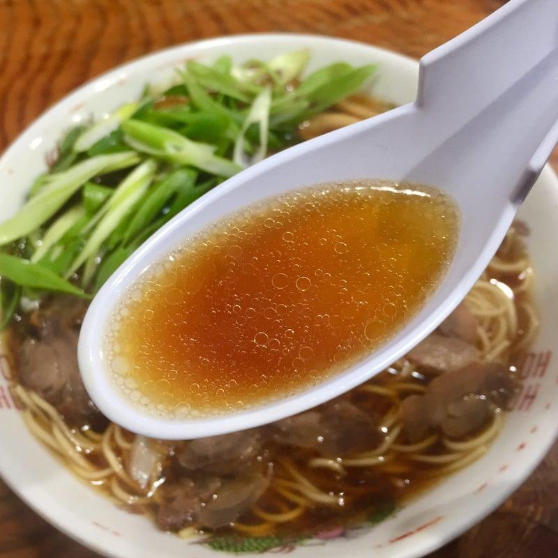笠岡ラーメン 山ちゃん 岡山県笠岡市笠岡 醤油ラーメン かしわ スープ