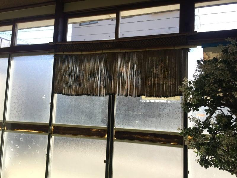 土井食堂 土井冷菓 秋田県にかほ市象潟町 暖簾