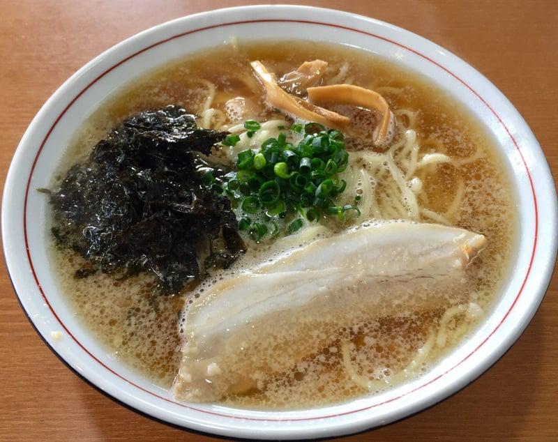 自家製麺 ラーメン玄武 げんぶ 秋田県大仙市四ツ屋 煮干し中華そば