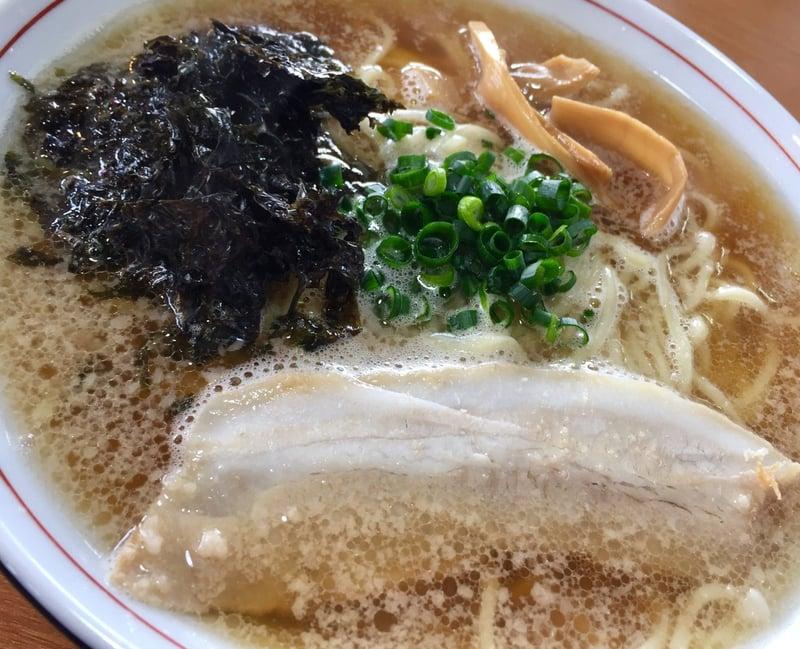 自家製麺 ラーメン玄武 げんぶ 秋田県大仙市四ツ屋 煮干し中華そば 具