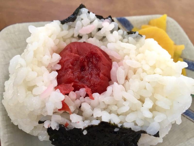 民宿かわばた食堂 秋田県湯沢市沼樋 ラーメンおにぎりセット 醤油ラーメン