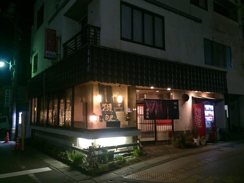 味処 栄清丸 えいせいまる 岡山県笠岡市中央町 外観