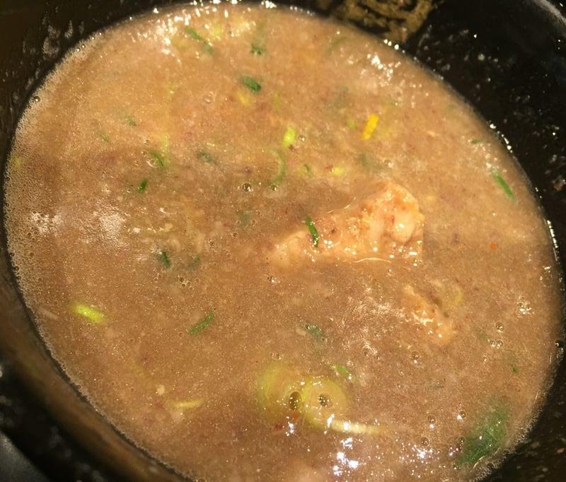 無鉄砲 つけ麺 無心 奈良県奈良市中町 豚骨つけ麺 具