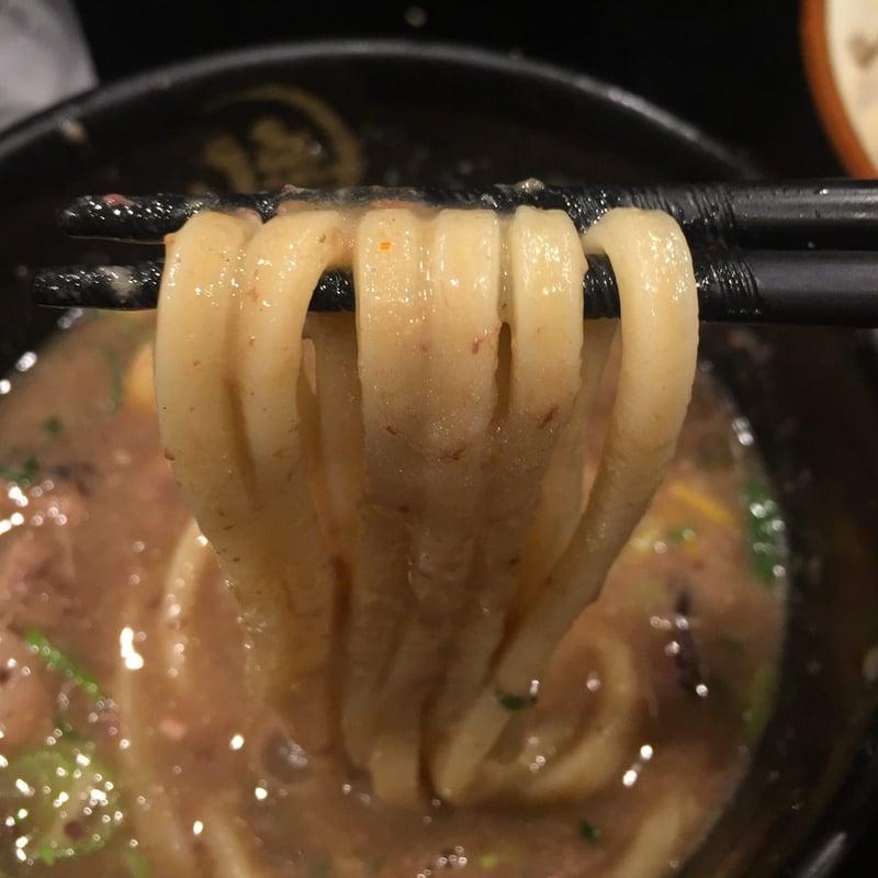 無鉄砲 つけ麺 無心 奈良県奈良市中町 豚骨つけ麺 自家製麺