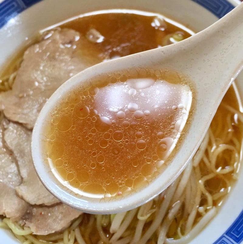 益味食堂 秋田県秋田市卸町 味噌ラーメン スープ