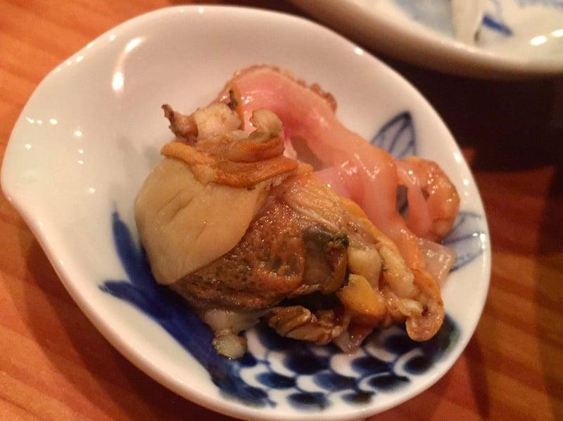 日本料理たかむら 秋田県秋田市大町 宮城閖上産・赤貝のヒモ