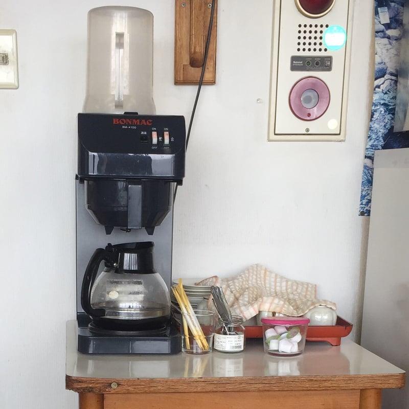 お食事処 とんかつ かつ庵 秋田県仙北郡美郷町六郷 定食はコーヒー無料サービス