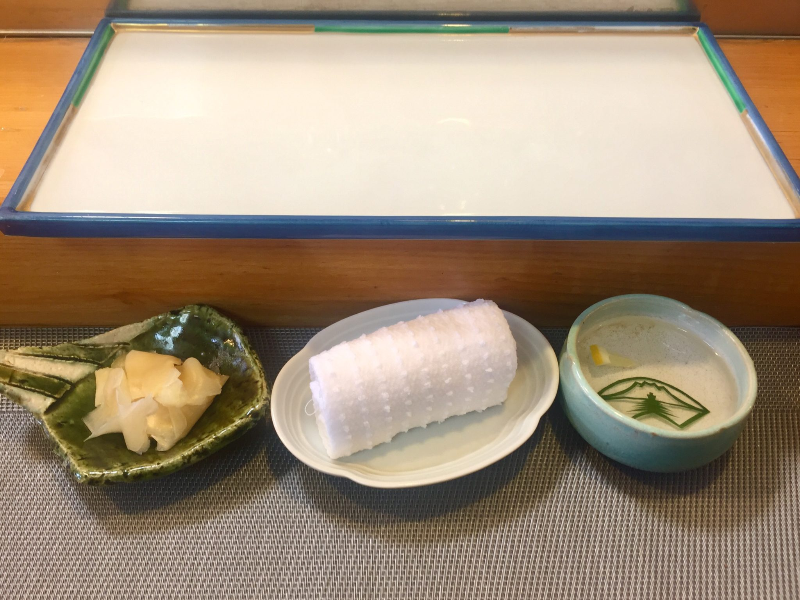 大寿司 だいずし 岩手県宮古市西町 ネタ ショーケース