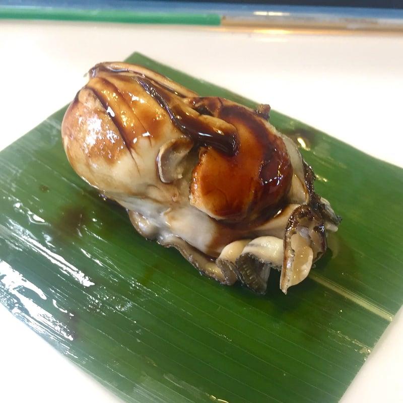 大寿司 だいずし 岩手県宮古市西町 お任せ握り 牡蠣 カキ