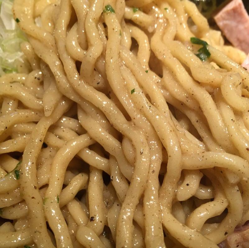 居酒屋 串バカ 我武者羅 秋田県秋田市中通 汁なし油そば 煮干し 麺