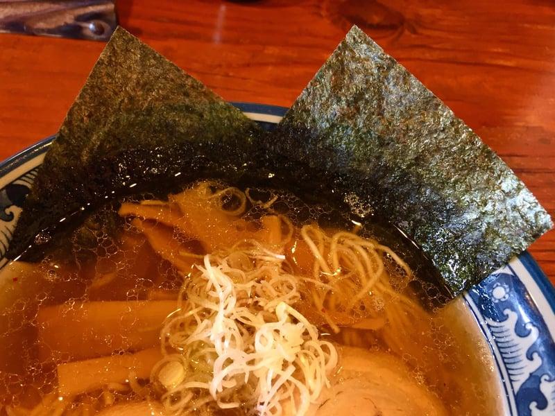らーめん蔵 くら 宮城県多賀城市大代 醤油ラーメン 蔵特製ラーメン あっさり味 細麺 具