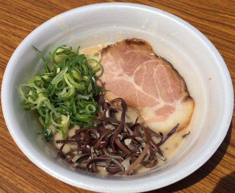 楽天生命パーク 麺まつり2019 仙台市青葉区大町 池めん 静岡県 超濃厚豚骨ラーメン