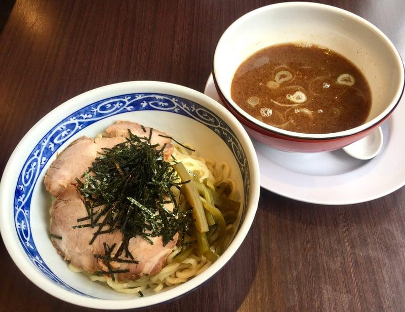 麺屋 八 宮城県名取市増田 つけめん 豚骨魚介つけ麺