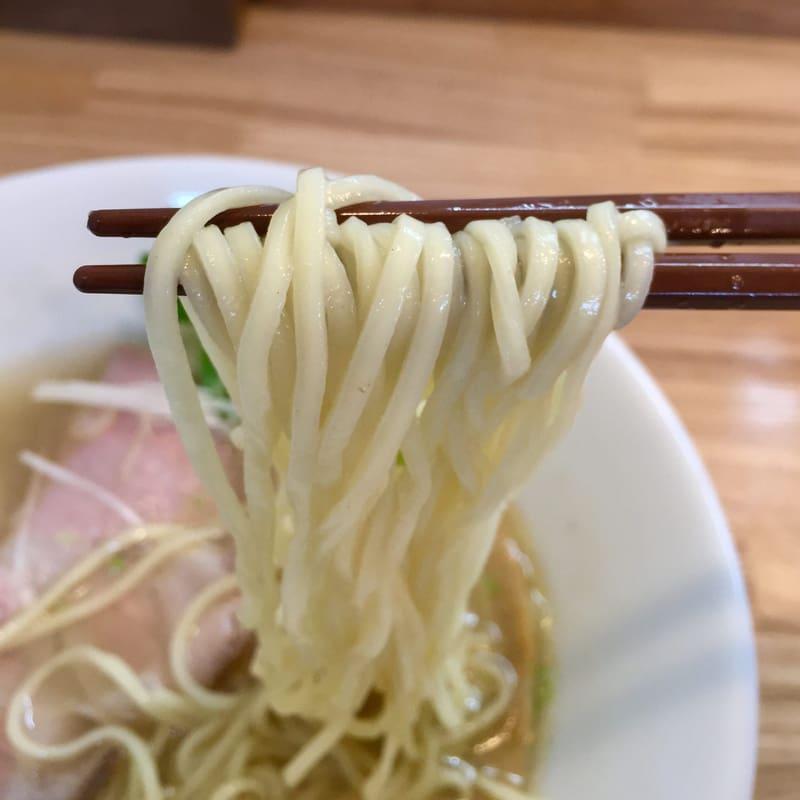 Noodle Atelier 麺工房 やびな 秋田県能代市下内崎 塩soba 塩ラーメン 麺