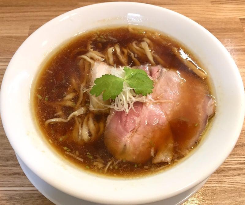 Noodle Atelier 麺工房 やびな 秋田県能代市下内崎 醤油soba 醤油ラーメン