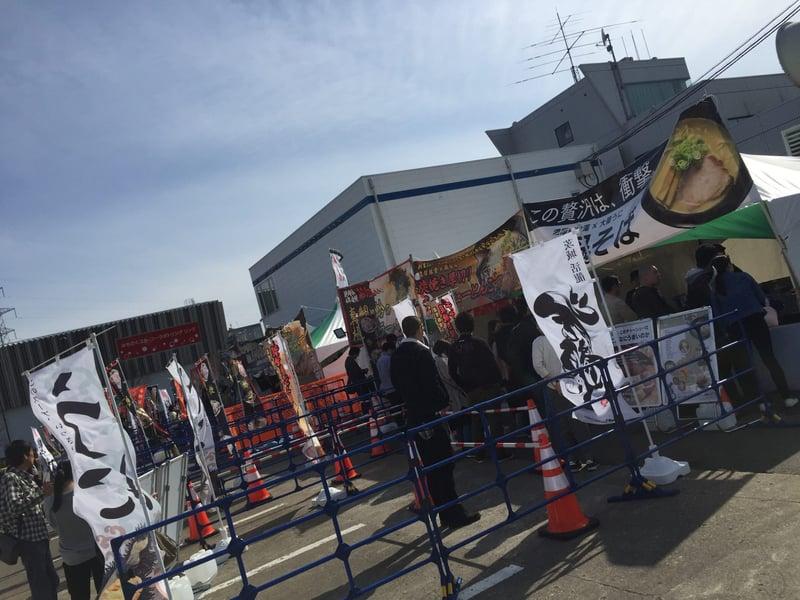 岩手ラーメンフェスタ2019inめんこいテレビ特設会場 岩手県盛岡市