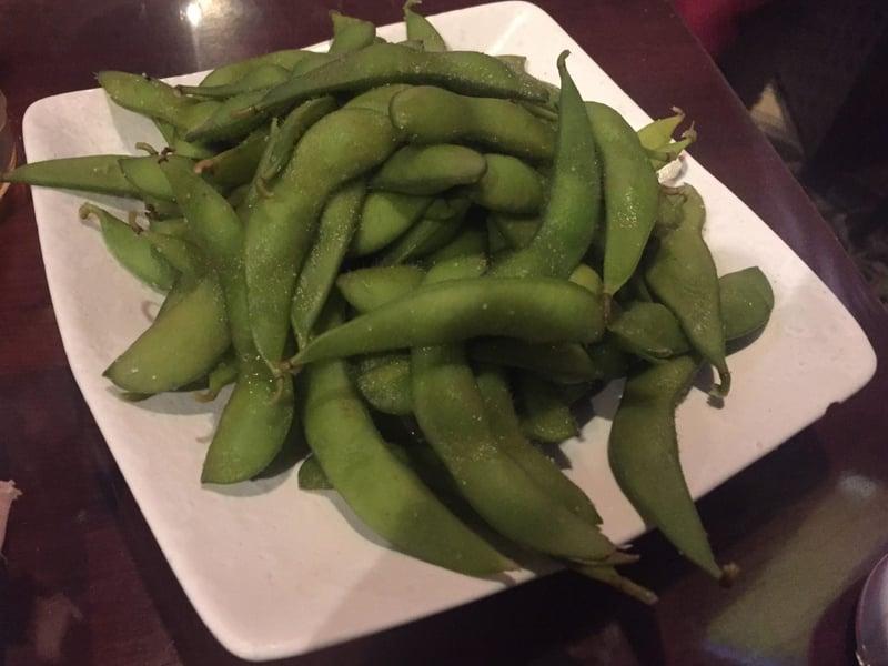 是空Dining ぜくうだいにんぐ 仙台市青葉区一番町 枝豆
