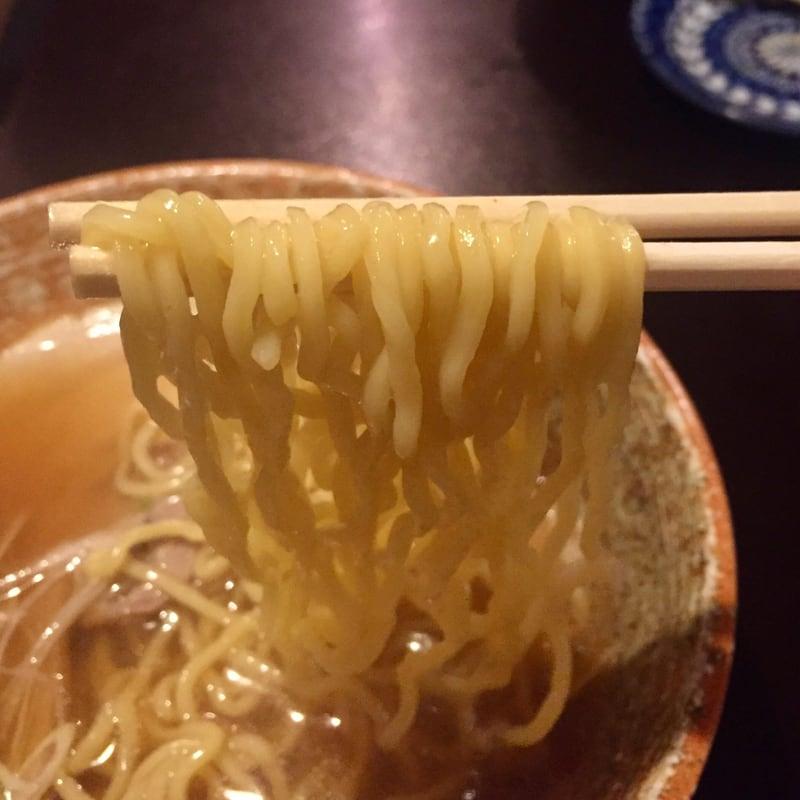 三井農場直営 焼き鳥 ととこ 山形県鶴岡市泉町 ラーメン 麺