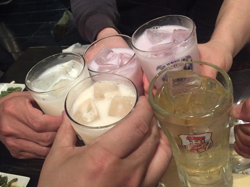 焼き鳥 やきとり かこ 山形県鶴岡市本町 ハイボール 乾杯