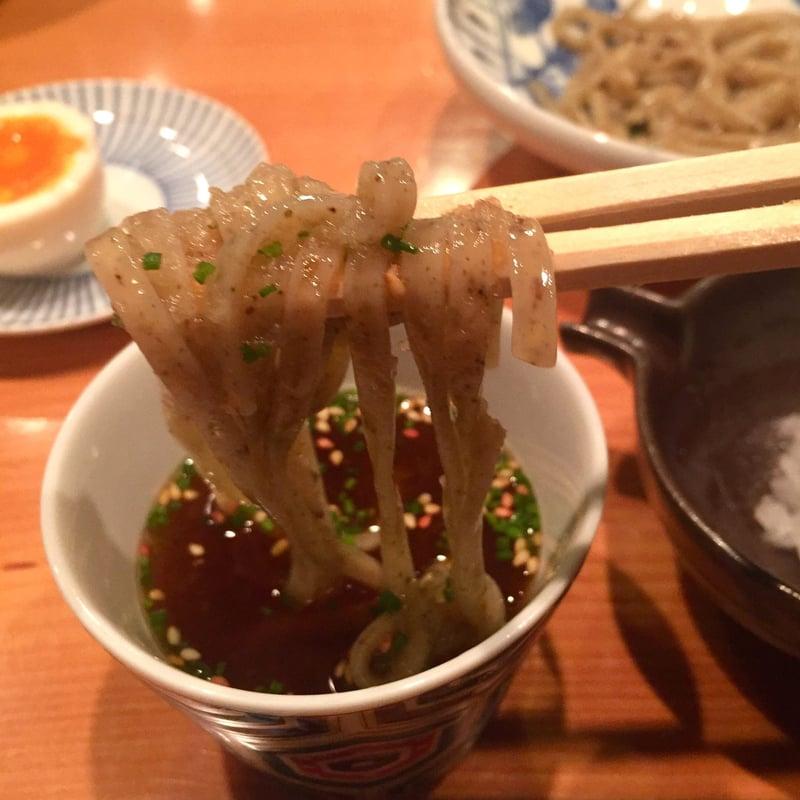 日本料理たかむら 秋田県秋田市大町 たかむら麺 半割り味玉 大根おろし ギバサ麺