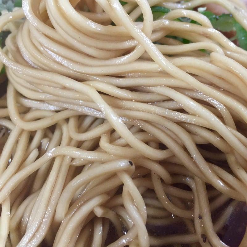 ラーメン陸王 秋田県秋田市川尻 ブラック 濃醤油味 自家製麺