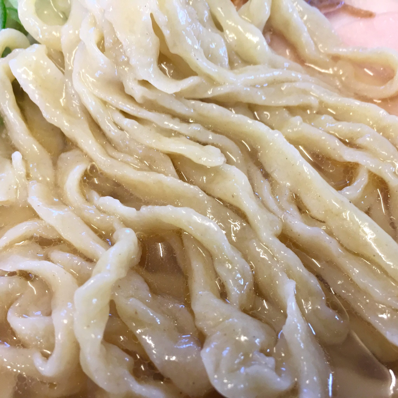 湯の台食堂 秋田県にかほ市象潟町 自家製麺