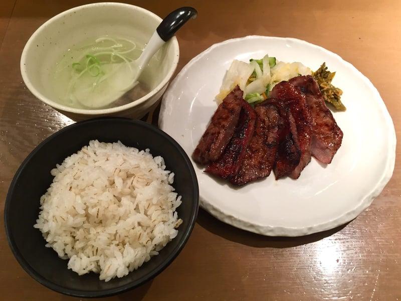 牛たん若 泉店 宮城県仙台市泉区泉中央 牛たん3枚定食