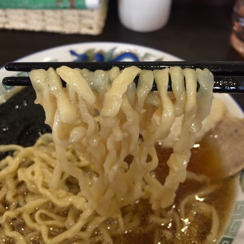 ケンちゃんラーメン 八戸店 青森県八戸市新井田 中華そば 小盛 自家製麺