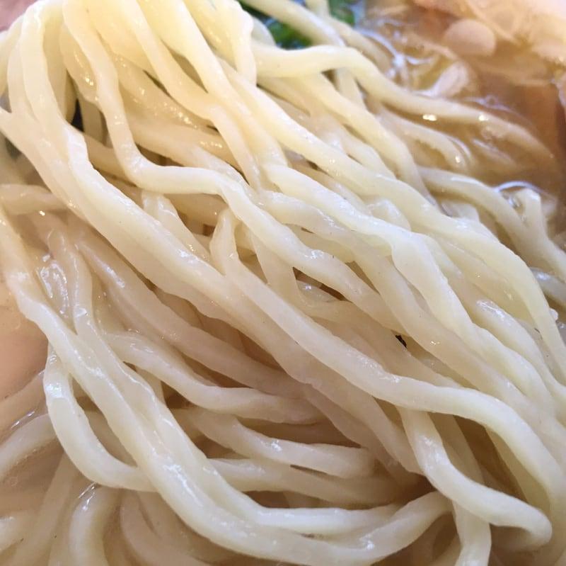 ラーメン ヒノデテイ 秋田県大仙市大曲 ラーメン(塩) 塩ラーメン 青竹打ち 自家製麺