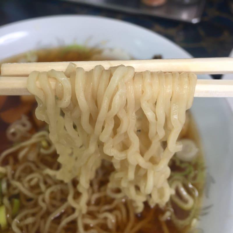 まりも食堂 秋田県横手市横手町 パチンコ 寿ホール ミニラーメン 麺