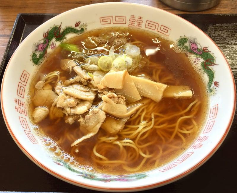 つけ蕎麦 佐とう 秋田県秋田市下新城中野 鶏中華しょうゆ味