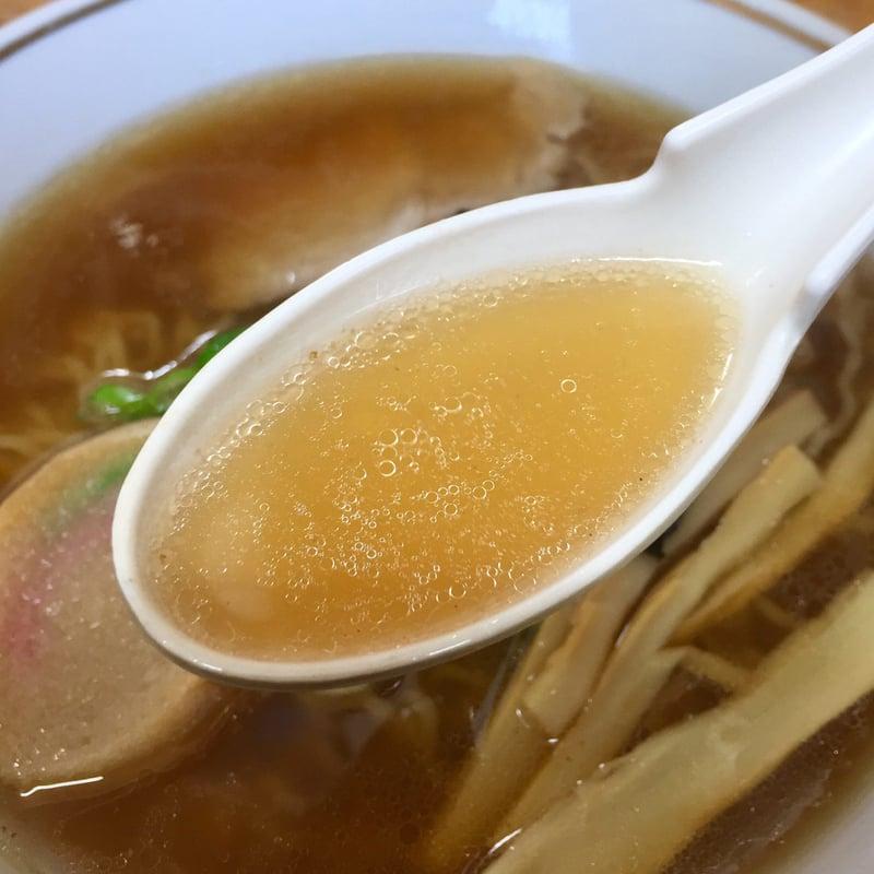 お食事処 榮 さかえ 秋田県雄勝郡羽後町足田 ラーメン スープ