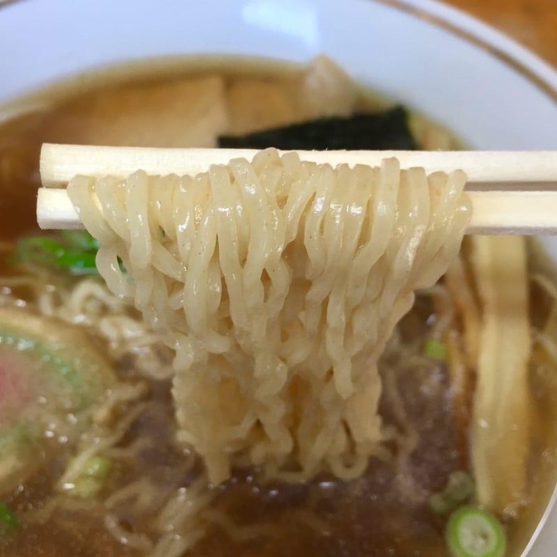 お食事処 榮 さかえ 秋田県雄勝郡羽後町足田 ラーメン 麺
