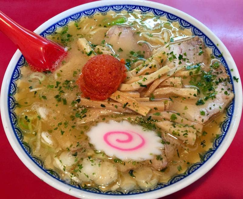 赤湯ラーメン龍上海 米沢店 山形県米沢市春日 赤湯からみそラーメン 辛味噌ラーメン