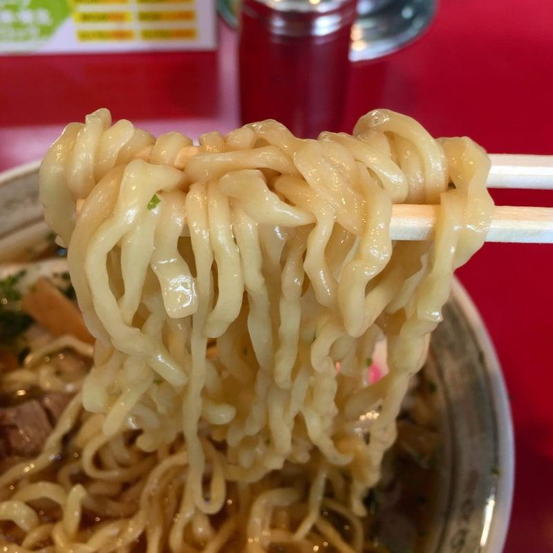 赤湯ラーメン龍上海 米沢店 山形県米沢市春日 醤油ラーメン 自家製麺