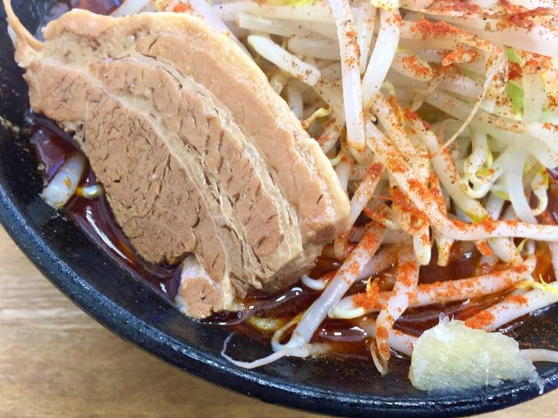 麺屋 羅漢 秋田県横手市条里 羅漢辛痺ラーメン 具
